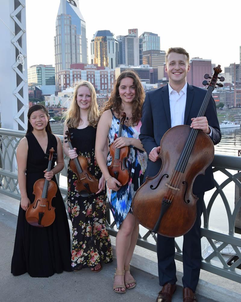 About Music City String Quartet