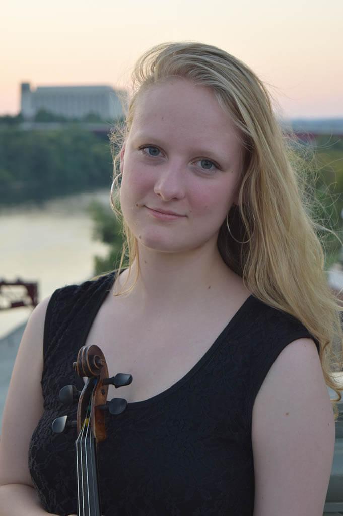 Mary Grace Johnson Music City String Quartet