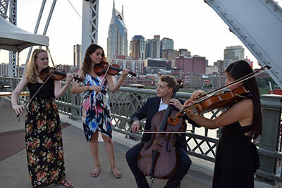 Mozart Music City String Quartet