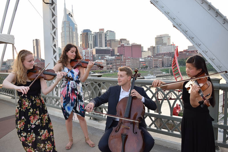 Music City String Quartet weddings