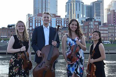Pachelbel Canon Music City String Quartet