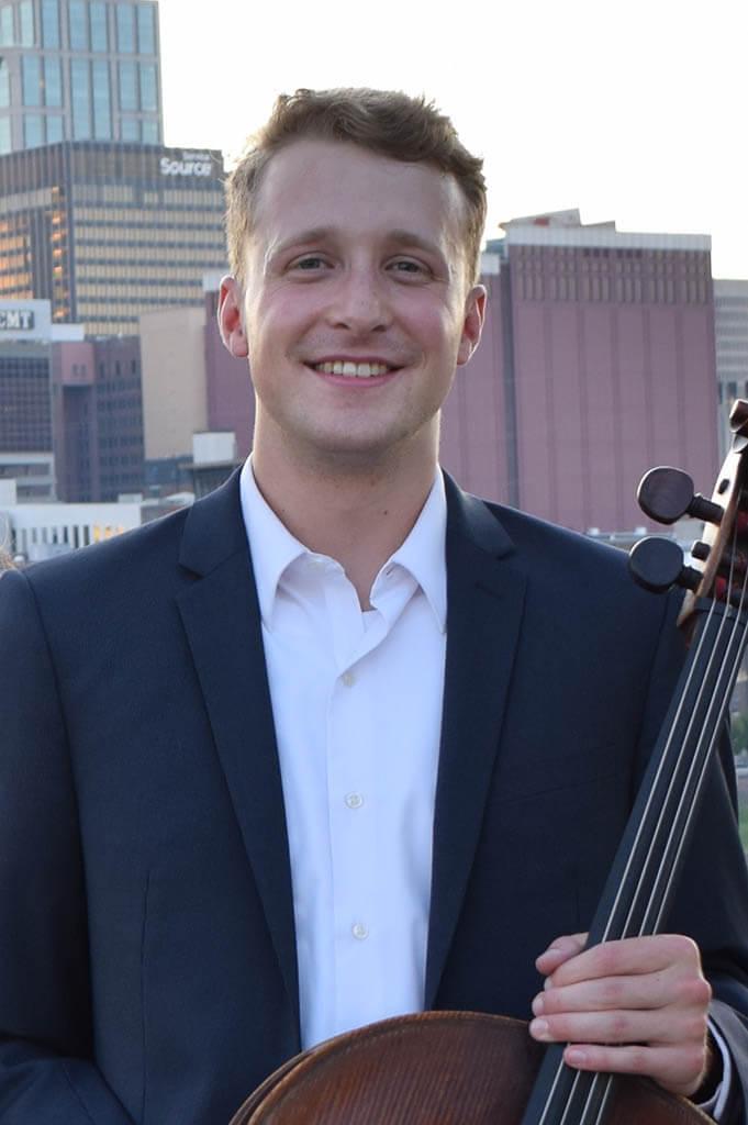 Philip Kettler Music City String Quartet